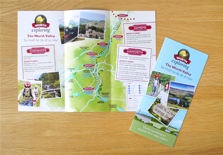 Worth Exploring Leaflets